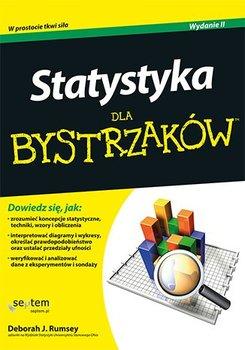 Statystyka dla bystrzaków                      (ebook)