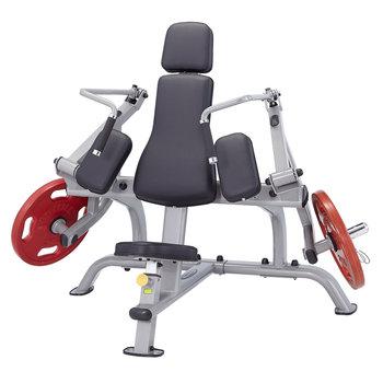 Steelflex, Maszyna na mięśnie tricepsów, PlateLoad Line PLTE, srebrny-Steelflex