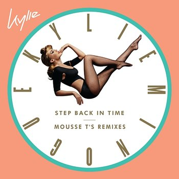 Step Back in Time-Kylie Minogue