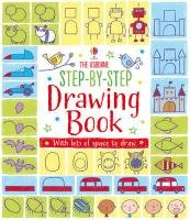 Step-by-Step Drawing Book - Watt Fiona