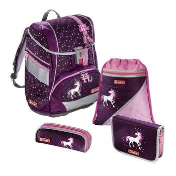 Step by Step, zestaw szkolny, 4 elementy, Unicorn-Step by Step