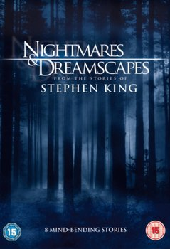 Stephen King's Nightmares and Dreamscapes (brak polskiej wersji językowej)-Bowman Rob, Haber Mark, Henson Brian, Mimica-Gezzan Sergio, Robe Mike, Salomon Mikael