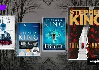 """Stephen King w świetnej formie – """"Billy Summers"""" i inne nowe książki mistrza grozy"""