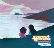 Steven Universe: Art & Origins-Mcdonnell Chris