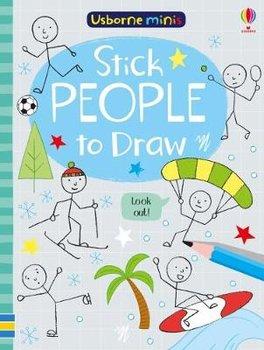 Stick People to Draw-Smith Sam