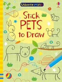 Stick Pets to Draw-Smith Sam