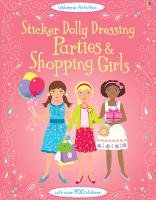 Sticker Dolly Dressing Parties and Shopping Girls - Watt Fiona
