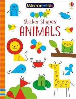 Sticker Shapes Animals-Smith Sam