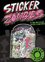 Sticker Zombies-Rarekwai Studio