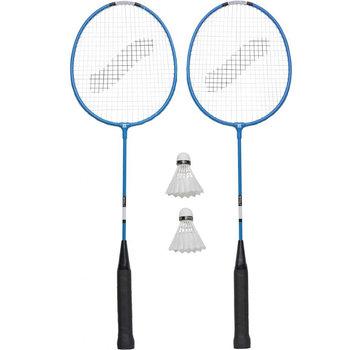 Stiga, Zestaw do badmintona, Hobby HS, niebieski, 4 elem.-Stiga