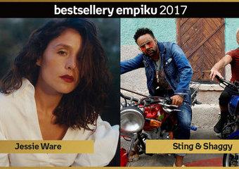 Sting i Shaggy w duecie oraz Jessie Ware na Bestsellerach Empiku