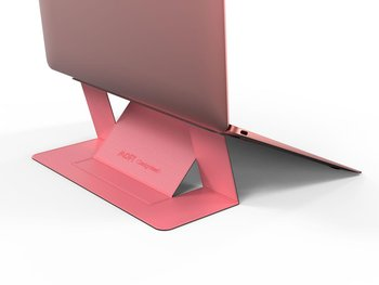 Stojak do laptopa Allocacoc MOFT Laptop Stand; PINK-ALLOCACOC
