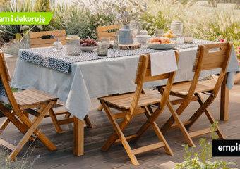 Stół ogrodowy – jaki stół sprawdzi się w ogrodzie? Wskazówki i propozycje produktów