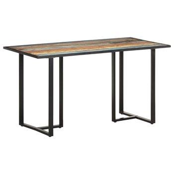 Stół VIDAXL, 140x70x76 cm-vidaXL