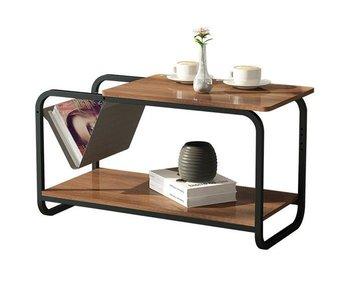 Stolik kawowy do jadlani, salonu Loft 2 poziomy ModernHome-Modernhome