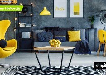 Stolik kawowy loftowy — do jakiego salonu pasuje? Jaki wybrać?