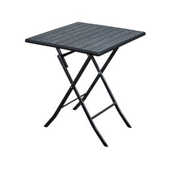 Stolik kawowy składany stół ogrodowy taras 62cm-Modernhome