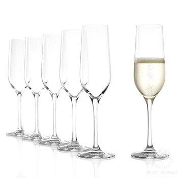 Stolzle Lausitz Classic kieliszki do szampana wina musującego 190ml 6 szt-Stolzle Lausitz