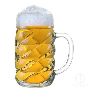 Stolzle Lausitz - Diamond kufel do piwa oktoberfest 500 ml.-Stolzle Lausitz