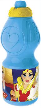 Stor, DC Super Hero Girls, Bidon, 400 ml-Stor
