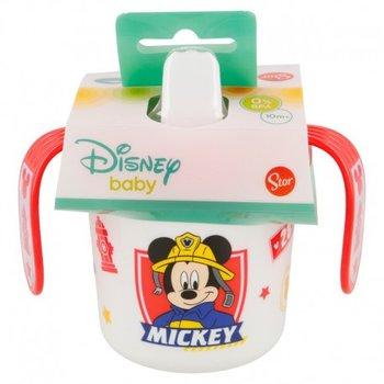 Stor, Myszka Mickey, Kubek niekapek, Czerwony, 250 ml-Stor