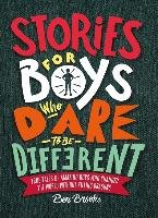 Stories for Boys Who Dare to be Different-Brooks Ben
