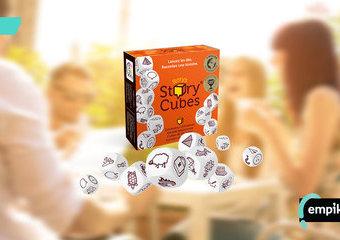 Story cubes, czyli wyturlaj sobie historię!