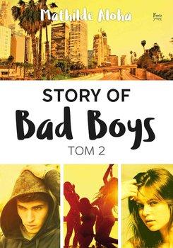 Story of Bad Boys. Tom 2-Aloha Mathilde