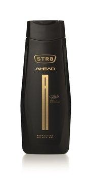 Str8, Ahead, żel pod prysznic odświeżający, 400 ml-Str8