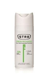Str8, Fresh Recharge, dezodorant w spray'u, 150 ml-Str8