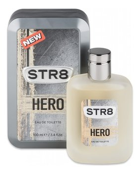 Str8, Hero, woda toaletowa, 100 ml - Str8
