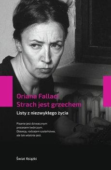 Strach jest grzechem-Fallaci Oriana