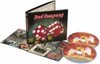Straight Shooter: Originally Released In 1975 (Deluxe Edition) - Bad Company