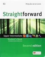 Straightforward. 2nd Edition. Upper Intermediate. Student's Pack + eBook-Kerr Philip, Jones Ceri