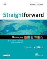 Straightforward Elementary Level-Kerr Philip, Norris Roy, Clandfield Lindsay, Jones Ceri, Scrivener Jim