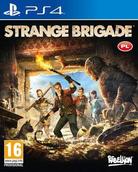 Strange Brigade-Rebellion