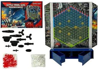 Strategiczna Gra w Statki Bitwa Morska-Lean Toys