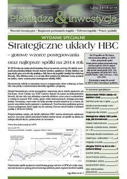 Strategiczne układy HBC. Gotowe wzorce postępowania oraz najlepsze spółki na 2014 rok                      (ebook)