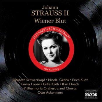 Strauss Ii Wiener Blut Ackerma-Schwarzkopf Elisabeth