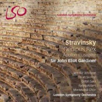 Stravinsky: Oedipus Rex & Apollon Musagète-Johnston Jennifer, Saks Gidon, Ardant Fanny, The Monteverdi Choir