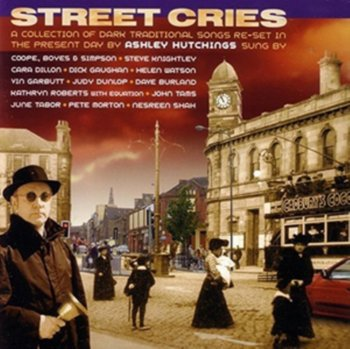 Street Cries-Hutchings Ashley