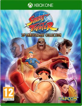 Street Fighter - 30th Anniversary Collection-Capcom