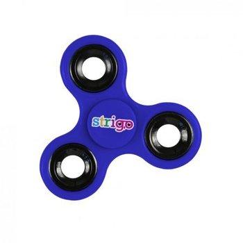 Strigo, gra zręcznościowa Fidget Spinner, niebieski-Strigo