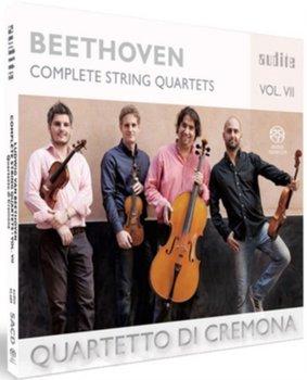 String Quartets. Volume 7-Quartetto Di Cremona