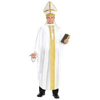 Strój dla dorosłych, Papież, rozmiar M/L-Amscan
