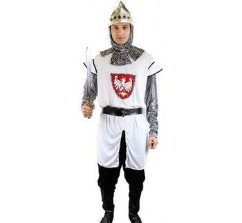 Strój dla dorosłych, Polski rycerz, rozmiar 52