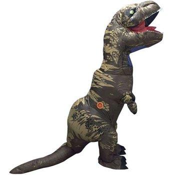 "Strój dla dorosłych ""T-Rex"", nadmuchiwany-Funny Fashion"