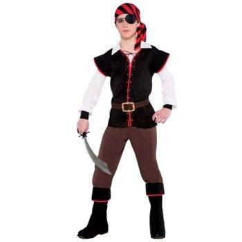 """Strój dla dzieci """"Morski Pirat"""", rozmiar 14-16 lat-Amscan"""