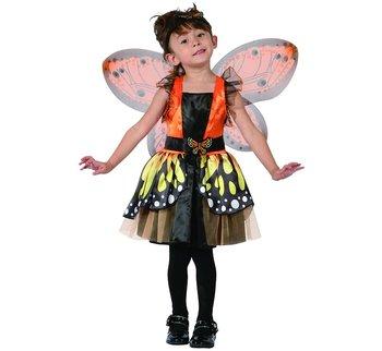 Strój dla dzieci, Motylek, rozmiar 92/104 cm-GoDan