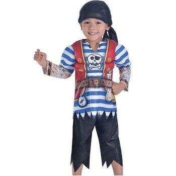 """Strój dla dzieci """"Pirat Jack"""", rozmiar 8-10 lat-Amscan"""